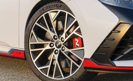 2022 Hyundai Elantra N Wheel Wallpapers 450x275 (40)