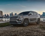 2022 Jeep Compass High Altitude Front Three-Quarter Wallpapers 150x120 (12)