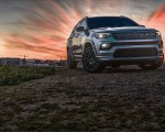 2022 Jeep Compass High Altitude Front Wallpapers 150x120 (13)