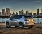 2022 Jeep Compass High Altitude Rear Three-Quarter Wallpapers 150x120 (14)