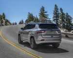 2022 Jeep Compass High Altitude Rear Three-Quarter Wallpapers 150x120 (2)