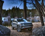 2022 Jeep Compass Trailhawk Front Wallpapers 150x120 (12)