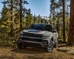 2022 Jeep Compass Trailhawk Front Wallpapers 150x120 (6)