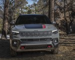 2022 Jeep Compass Trailhawk Front Wallpapers 150x120 (10)