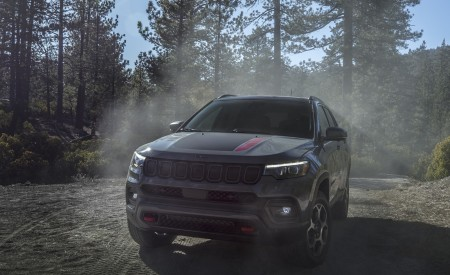 2022 Jeep Compass Trailhawk Wallpapers HD