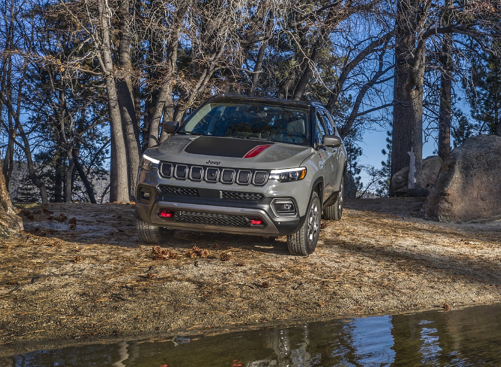 2022 Jeep Compass Trailhawk Off-Road Wallpapers (4)