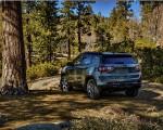 2022 Jeep Compass Trailhawk Rear Three-Quarter Wallpapers 150x120 (14)