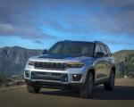2022 Jeep Grand Cherokee Trailhawk 4xe Front Three-Quarter Wallpapers 150x120 (1)