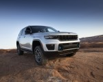2022 Jeep Grand Cherokee Trailhawk 4xe Front Three-Quarter Wallpapers  150x120 (30)