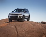 2022 Jeep Grand Cherokee Trailhawk 4xe Front Three-Quarter Wallpapers 150x120 (9)