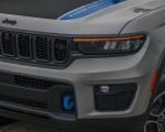 2022 Jeep Grand Cherokee Trailhawk 4xe Headlight Wallpapers 150x120 (36)