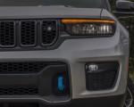 2022 Jeep Grand Cherokee Trailhawk 4xe Headlight Wallpapers 150x120 (35)
