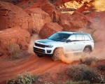 2022 Jeep Grand Cherokee Trailhawk 4xe Off-Road Wallpapers  150x120 (13)