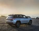 2022 Jeep Grand Cherokee Trailhawk 4xe Rear Three-Quarter Wallpapers 150x120 (31)