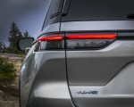 2022 Jeep Grand Cherokee Trailhawk 4xe Tail Light Wallpapers 150x120 (47)