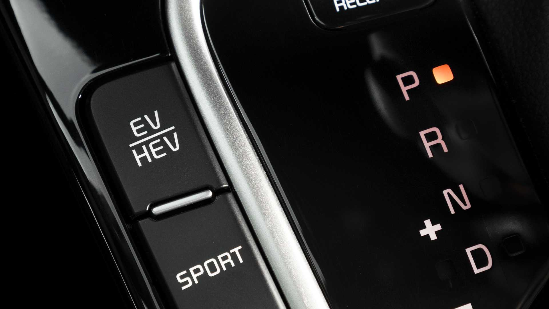 2022 Kia Ceed SW Central Console Wallpapers (10)