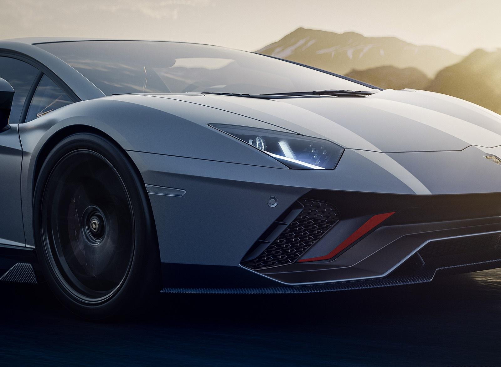 2022 Lamborghini Aventador LP 780-4 Ultimae Detail Wallpapers (9)