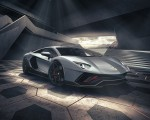 2022 Lamborghini Aventador LP 780-4 Ultimae Front Three-Quarter Wallpapers 150x120 (12)