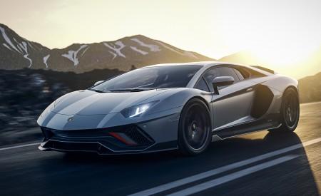 2022 Lamborghini Aventador LP 780-4 Ultimae Wallpapers HD