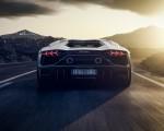 2022 Lamborghini Aventador LP 780-4 Ultimae Rear Wallpapers 150x120 (6)