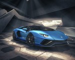 2022 Lamborghini Aventador LP 780-4 Ultimae Roadster Front Three-Quarter Wallpapers 150x120 (9)