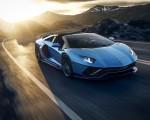 2022 Lamborghini Aventador LP 780-4 Ultimae Roadster Front Wallpapers 150x120 (4)