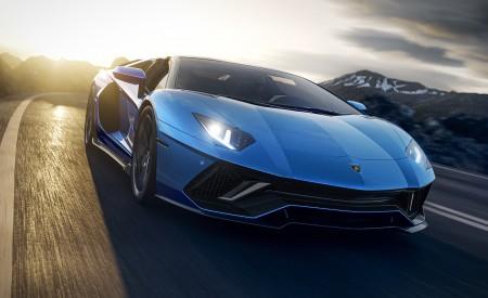 2022 Lamborghini Aventador LP 780-4 Ultimae Roadster Wallpapers HD
