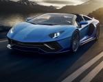2022 Lamborghini Aventador LP 780-4 Ultimae Roadster Front Wallpapers 150x120 (2)