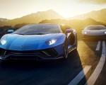 2022 Lamborghini Aventador LP 780-4 Ultimae Roadster Front Wallpapers 150x120 (3)