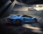 2022 Lamborghini Aventador LP 780-4 Ultimae Roadster Rear Three-Quarter Wallpapers 150x120 (13)