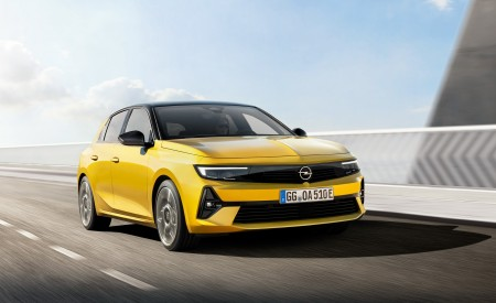 2022 Opel Astra Wallpapers & HD Images