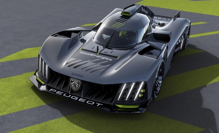 2022 Peugeot 9X8 Hypercar Wallpapers HD
