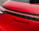 2022 Porsche Macan GTS (Color: Carmine Red) Badge Wallpapers 150x120 (50)