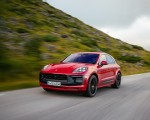 2022 Porsche Macan GTS (Color: Carmine Red) Front Three-Quarter Wallpapers 150x120 (20)