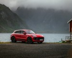 2022 Porsche Macan GTS (Color: Carmine Red) Front Three-Quarter Wallpapers 150x120 (36)