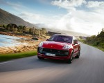 2022 Porsche Macan GTS (Color: Carmine Red) Front Wallpapers 150x120 (18)