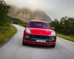 2022 Porsche Macan GTS (Color: Carmine Red) Front Wallpapers 150x120 (14)