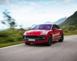 2022 Porsche Macan GTS (Color: Carmine Red) Front Wallpapers 150x120 (13)