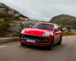 2022 Porsche Macan GTS (Color: Carmine Red) Front Wallpapers 150x120 (30)