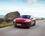 2022 Porsche Macan GTS (Color: Carmine Red) Front Wallpapers 150x120 (15)