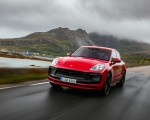 2022 Porsche Macan GTS (Color: Carmine Red) Front Wallpapers 150x120 (31)