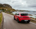 2022 Porsche Macan GTS (Color: Carmine Red) Rear Three-Quarter Wallpapers 150x120 (21)