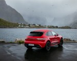 2022 Porsche Macan GTS (Color: Carmine Red) Rear Three-Quarter Wallpapers 150x120 (40)