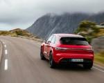 2022 Porsche Macan GTS (Color: Carmine Red) Rear Three-Quarter Wallpapers 150x120 (22)