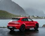 2022 Porsche Macan GTS (Color: Carmine Red) Rear Three-Quarter Wallpapers 150x120 (41)