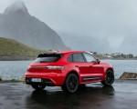 2022 Porsche Macan GTS (Color: Carmine Red) Rear Three-Quarter Wallpapers 150x120 (42)