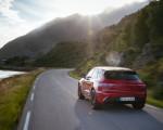 2022 Porsche Macan GTS (Color: Carmine Red) Rear Wallpapers 150x120 (32)