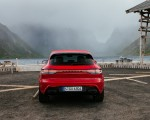 2022 Porsche Macan GTS (Color: Carmine Red) Rear Wallpapers 150x120 (44)