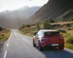 2022 Porsche Macan GTS (Color: Carmine Red) Rear Wallpapers 150x120 (33)
