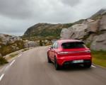2022 Porsche Macan GTS (Color: Carmine Red) Rear Wallpapers 150x120 (23)